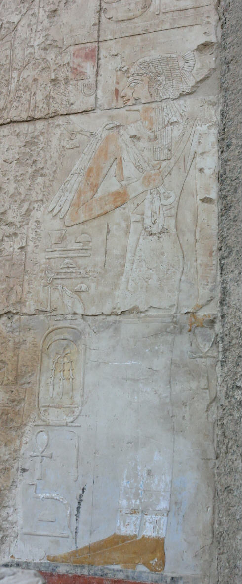 an analysis of the 18th dynasty and the maat ka ra hatshepsut of egypt Great is the manifestation of the ka of ra used by a later pharaoh of the 21st dynasty the mummy of thutmose i was eighteenth dynasty of egypt.